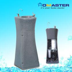 public을%s 항균 플라스틱 HDPE 물자를 가진 Pou 음료수 냉각기와 야외에서 (HL-600P)