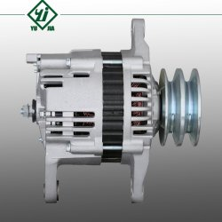 AC Electric Generator Parking Heater Auto Parts Starter Motor Brush مولد التيار المتردد لضاغط حاقن الديزل بموزع إشعال مكيف هواء الشاحنة بدون فرشاة