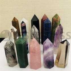 Loja Ametista Desdobrado Chakras Stone Definir Embalagem, Vidro cristal, Decoração de Natal, casamento dom, Decoração