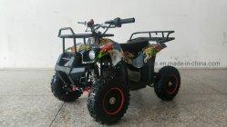 4 Уилер цикл с водяным охлаждением воздуха Mini Quad 4X4 ATV 50cc