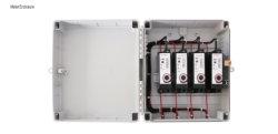 حاوية مغلقة ذات شعبية مغلقة للعداد الكهربائي لإمداد الطاقة الصناعية