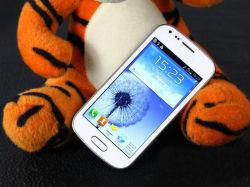 4 Telefoon 4.0 Mobiele Smartphone, Originele Mobiele Telefoon, Originele Cel Pohne, de Originele Telefoon van de Duo's S7562 van de Tendens van de duim Androïde van de Cel. De originele Mobiele Telefoon van het Merk,