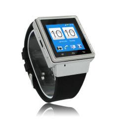 スマートな腕時計の電話S6 Mtk6577をコア呼出す3Gは二倍になる