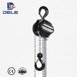 Vendita del fornitore di Hanghzhou blocchetto manuale della gru della puleggia Chain di Df di 5 tonnellate per il migliore prezzo