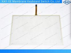 Чувствительные 5-проводной резистивный сенсорный экран панели управления с контроллером