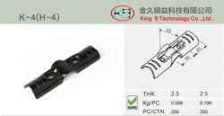 입히는 경사 28mm 관을%s 조정 관 이음쇠 또는 금속 합동