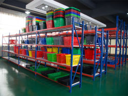 Прочный металлический стеллаж для хранения/склад для хранения утюга угла поворота для установки в стойку