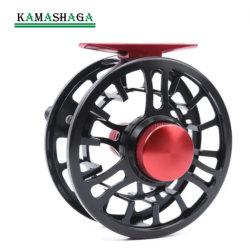 フライフィッシングの巻き枠の大きい防水フライフィッシングの巻き枠釣巻き枠のはえの巻き枠CNCのフライフィッシングの巻き枠の釣り道具