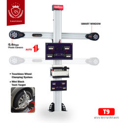 Aligner della rotella della strumentazione di riparazione automatica per l'automobile