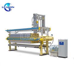 Filtro Automático Pressione para a mina de ouro da Mina de cobre o tratamento de celulose de retrilha