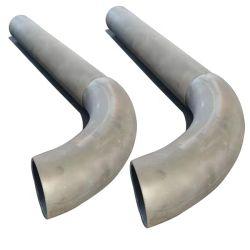 Commerce de gros de la céramique avec tube Sisic bordée de coude