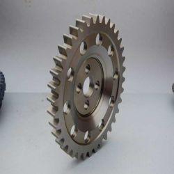 OEM высококачественной порошковой металлургии утюг зубчатого шкива цепи ролика для запасных частей к автомобилям