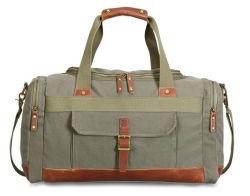 Vert de l'Armée de nouveaux frais de voyage sac à main de grande capacité fonctionnelle de l'épaule unique Pack Duffel sac de toile d'hommes de loisirs homme sac fourre-tout