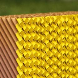 Almohadilla de refrigeración de la vida laboral de larga/wet de cortina y evaporar el sistema de refrigeración 7090 para la cría de aves Pollo/Gases de Efecto/Shed