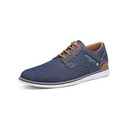 Beiläufige Schuh-Turnschuh-Schuhe mit Gummi-und Leder-Segeltuch-Schuh-Sport-Schuh-Veloursleder-Schuh-flachem Schuh-Espadrille-Schuh-Großverkauf