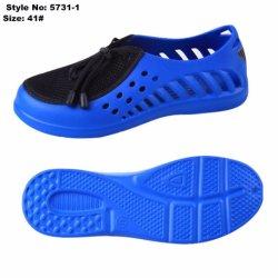 EVA летом Holey Дышащий мужчин повседневная обувь с сетчатый верх