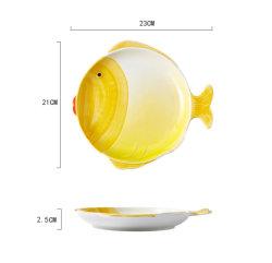 [ببا] يحرّر [إك-فريندلي] الصين خزفيّة خزف [دينّرور] يتعشّى يأكل طفلة أطفال طالب [هومور] أداة مائدة [كتيشنور] لوحات طبق