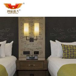 Diseño personalizado Muebles de Dormitorio Habitación de Hotel