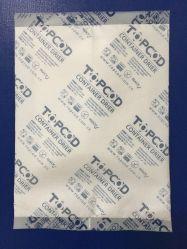 50g avec un haut taux d'absorption de 200%-300% humidité absorbeur Pack de chlorure de calcium dessiccant