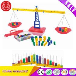 Balance de las matemáticas de plástico de juguete de aprendizaje de la educación inicial