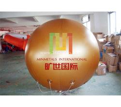 L'impression en couleur personnalisés et de l'hélium ballon à air gonflables pour la publicité