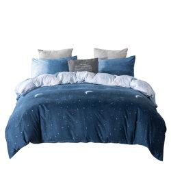 贅沢なデザイナーホーム織物の羽毛布団のキルトカバー寝具セット、3D女王またはSize Printed王のシーツ