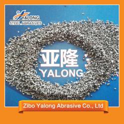 Оптовая торговля с зернистостью стали Shot 1.7mm использовать абразивные материалы для пескоструйной обработки