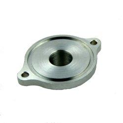 CNCの旋盤の回転鋼鉄機械化