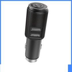 chargeur de voiture avec micro Mutilfunctional allume-cigare le câble de lumière LED EL voiture micro USB de la lumière visible