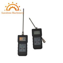 Ms350 el polvo de carbón en polvo químico Digital Medidor de humedad del suelo de arena
