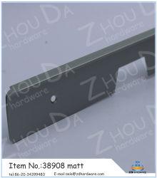 Из черного алюминия профили на прилавок угол рабочей поверхности аксессуары Joiners прихода газа 38мм