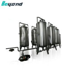 Trinkende Wasseraufbereitungsanlage mit RO System