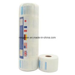 Berufshaar-Salon-Wegwerfstutzen-Papier mit einzelnem Paket