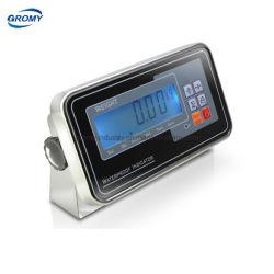 Digital LED indicador de carga da bateria para escala de peso da plataforma