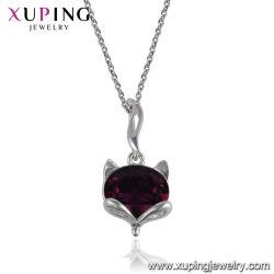 Mode bijoux amende Necklace avec Crystal