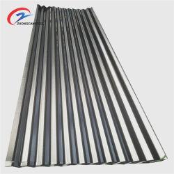 Hauptpreis-Zink-/gewölbte Aluminiumblatt-spezielles Dach-Blatt