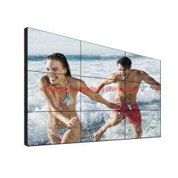 Ultra narrow Cache processeur 46/49/55 pouces écran du contrôleur du lecteur d'affichage de publicité la signalisation numérique 3X3 mur vidéo LCD