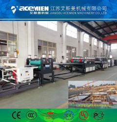 Panle Edificio hueco PP/máquina de hacer la producción de encofrado