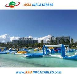 Jeux d'eau Commerciale flottant Amusement Park Jouets gonflables