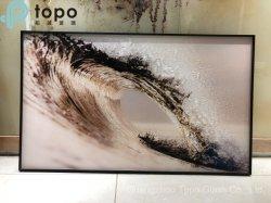 La onda del mar de la pintura de vidrio para decoración de pared (MR-YB6-2040)