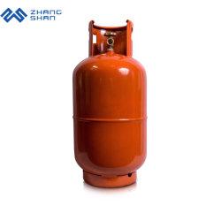 15kg de verticale Cilinder van de Opslag van het Gas van LPG van de Druk van de Lage Druk Lege