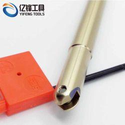 Perfil da marca Diamante Zhuzhou Fresa e Ferramenta de usinagem CNC