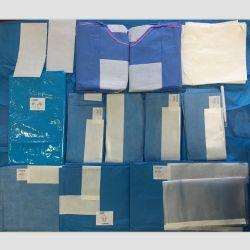 Sterile Einweg-Op-Laparotomie Drape Pack Universal Pack