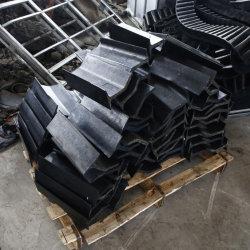 Ep souple de grande capacité de l'ee de la paroi latérale en carton ondulé de courroie de caoutchouc de la courroie du convoyeur pour la métallurgie, l'électricité Charbon Quai du Port de grain de l'industrie chimique