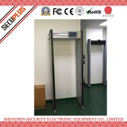 Segurança Alarme automático pessoas máquina de rastreio do sistema do detector de metais