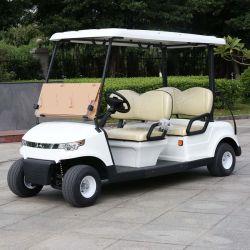 Incrociatore elettrico di golf di Seater della fabbrica 4 della Cina Marshell con Ce (DG-C4-8)