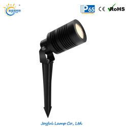 O alumínio 10W paisagem LED LED de luz luz Spike IP65 relvado LED LED de Luz da Luz de jardim com antirreflexo capuz para Paisagem Fecade Iluminação Architectual