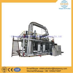 Resíduos da refinação de petróleo de plástico dos pneus da máquina de destilação de Óleo Diesel