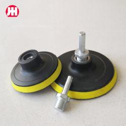 Гибкая M14 с липучкой для полировки резиновые шлифовальные свидетельствуют электроды для абразивных материалов