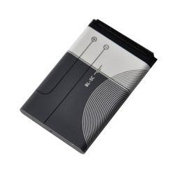 Nokia Bl-5c Battery 1200 1208 1600 1650용 충전식 배터리 105 106 E60 N70 N9 Bl 5c 3.7V 1050mAh